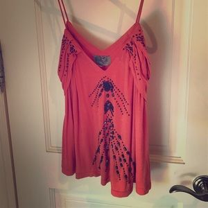 Tops - Beaded Tank Size XS